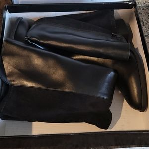 NWT Womens knee high boots